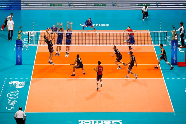 world league volleyball